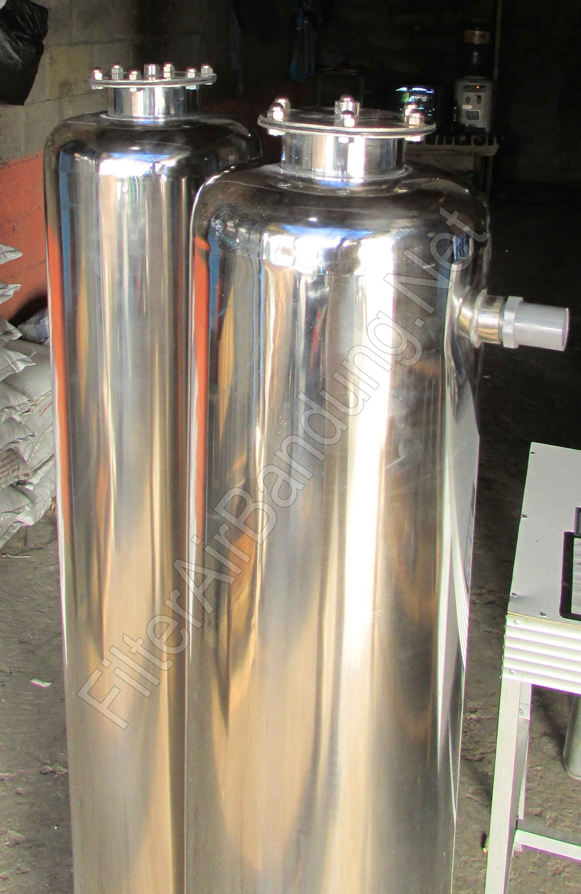 tabung filter air stainless